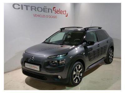 usado Citroën C4 Cactus 1.6 BLUEHDI 100 FEEL EDITION 5P