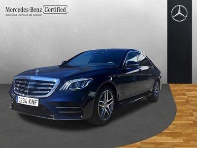 gebraucht Mercedes S400 CLASE d 4M BERLINA[0-808]