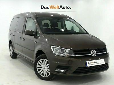 usado VW Caddy Maxi Trendline 7-asientos 2.0 TDI EU6 SCR BMT 75 kW (102 CV) 5 Vel.