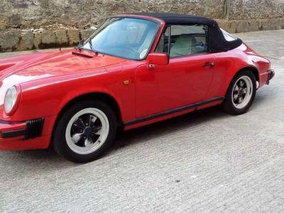 usado Porsche 911SC CABRIOLET
