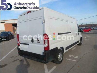 usado Fiat Ducato Combi Maxi 35 2.3mjt Scr M.t.a Sem. 95kw 130 cv en Vizcaya