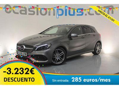 gebraucht Mercedes A200 d 100 kW (136 CV)