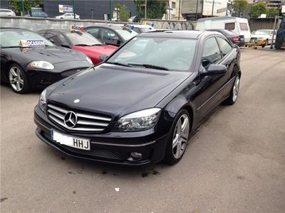 "usado Mercedes 180 CLC Clase C SportcoupéK ""OFERTA ANTES 14500 AHOR"