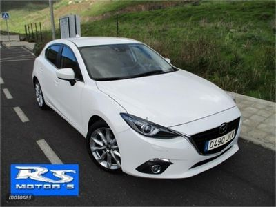 brugt Mazda 3 2.0 Luxury 120