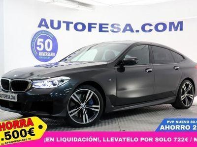 usado BMW 630 Serie 6 SERIES D GT XDRIVE 265CV PACK M S/S AUTO 5P # GRTI