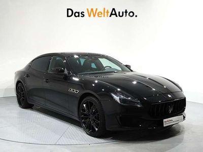 usado Maserati Quattroporte S Aut. 430