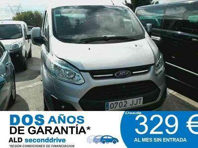 usado Ford 300 Tourneo Custom 2.2 TDCIL1 Titanium 8 Plazas 114kW (155C