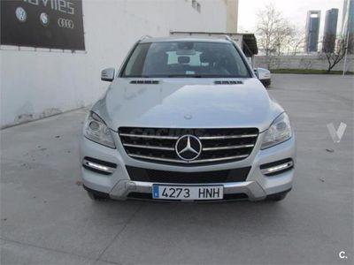 usado Mercedes ML350 Clase MBluetec 4matic 5p. -13