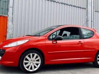 used Peugeot 207 1.6 THP GT