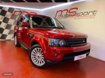 usado Land Rover Range Rover Sport 3.0SDV6 SE AUTO. 255CV - 17.990€ IVA INCLUIDO