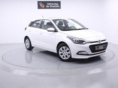 usado Hyundai i20 1.2 MPI KLASS 5P