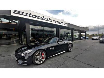 usado Mercedes AMG GT C Roadster IVA DEDUCIBLE!!