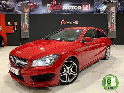usado Mercedes 200 CLA Shooting Brake d 7G-DCT