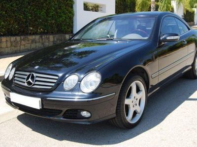 usado Mercedes CL500 CL ClaseAut.