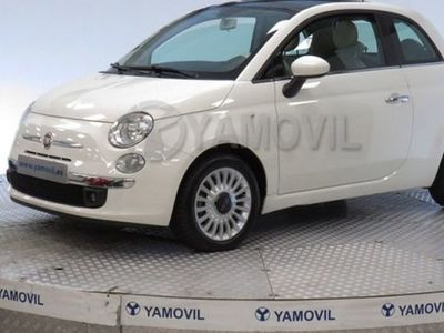 begagnad Fiat 500 1.3Mjt S&S Lounge 95
