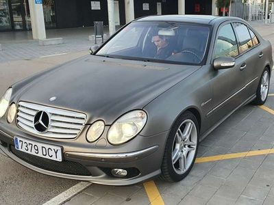 usado Mercedes E55 AMG AMG Clase W211 Aut.