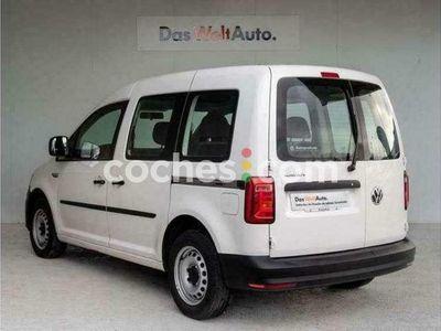 usado VW Caddy 2.0tdi Kombi 75kw 102 cv en Girona