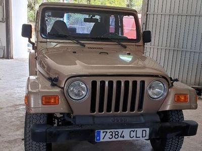 usado Jeep Wrangler 4.0 Sahara