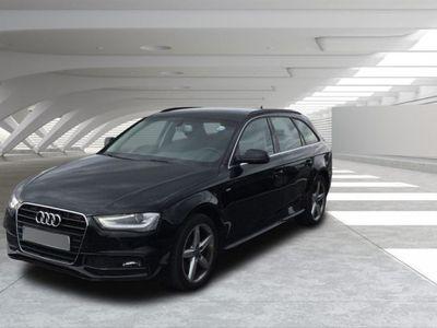 usado Audi A4 Avant 2.0 TDI clean 150CV multitr S line