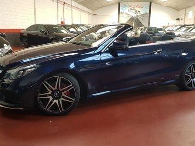 brugt Mercedes E350 Clase E CabrioBlueTEC