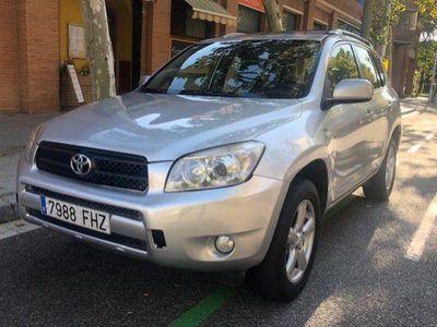 usado Toyota RAV4 2.2 D4D 136cv Executive