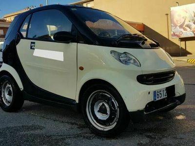 usado Smart ForTwo Cabrio 45 Passion Aut.