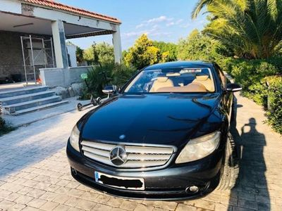 usado Mercedes CL500 Aut. 388 CV + GLP