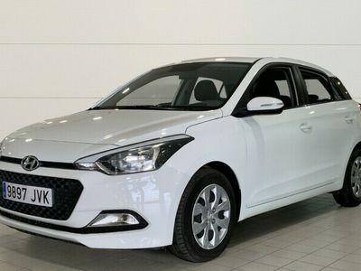 usado Hyundai i20 1.1 CRDI 25 ANIVERSARIO 75 5P