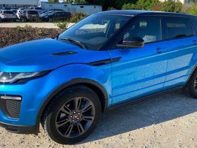 usado Land Rover Range Rover evoque 2.0TD4 SE Dynamic Special Ed. 4WD 180 SE Dynamic