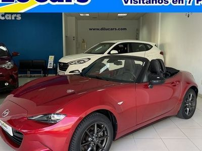 usado Mazda MX5 RF 1.5 Luxury