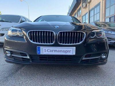 used BMW 530 dA