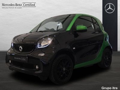 usado Smart ForTwo Electric Drive coupe / EQ passion