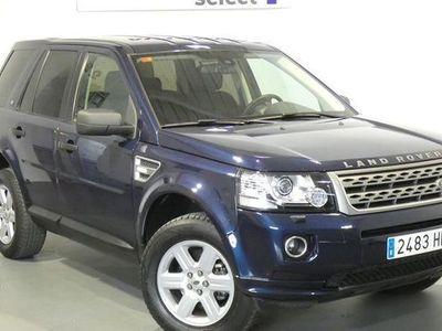 usado Land Rover Freelander 2.2TD4 S&S SE 4x4