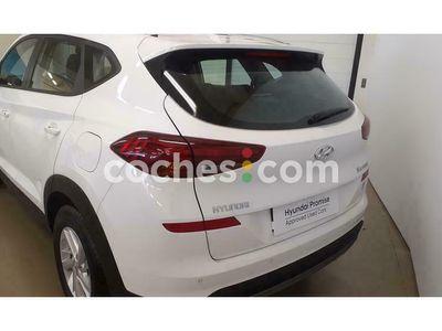 usado Hyundai Tucson 1.6crdi Sle 4x2 116 cv en Barcelona