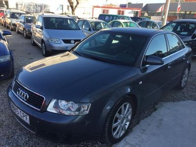 usado Audi A4 2.5TDI Multitronic 163. S line