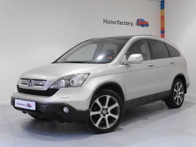 gebraucht Honda CR-V 2.0 i-VTEC Luxury
