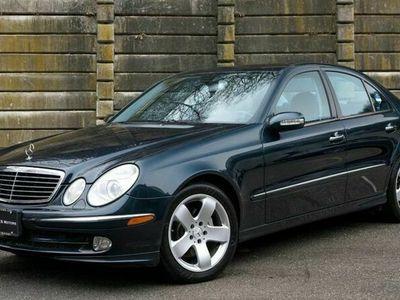 usado Mercedes E500 ClaseElegance Aut.