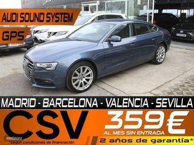 usado Audi A5 Sportback 2.0 TDI clean diesel 190cv