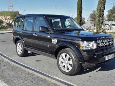usado Land Rover Discovery 3.0 SDV6 HSE FULL EQUIPO NACI