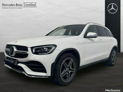 usado Mercedes 200 GLC4Matic AMG Line (EURO 6d-TEMP)