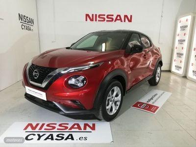 usado Nissan Juke DIGT 86 kW 117 CV 6 MT NCONNECTA