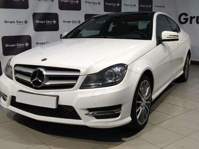 usado Mercedes C350 Coupe Sport 225 kW (306