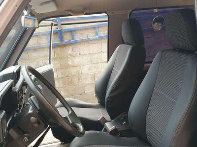 usado Toyota Land Cruiser Snorquel, Aletines reforzados ,altura,llantas alu