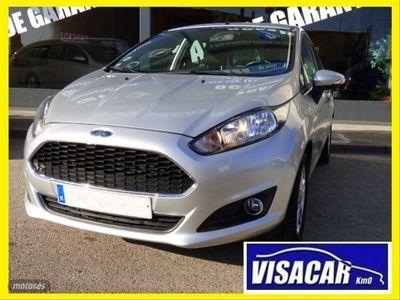 usado Ford Fiesta 1.25 Duratec 60kW 82CV Trend 5p