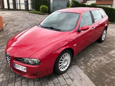 usado Alfa Romeo 156 Sportwagon 1.9JTD Progression