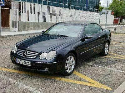 usado Mercedes CLK200 Clase CLKK ELEGANCE