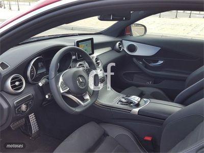 usado Mercedes E250 Clase C C Coupe d AMG Line