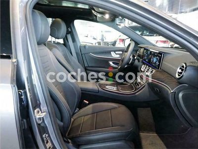 usado Mercedes 300 Clase E E EstateDe 4matic 306 cv en Barcelona