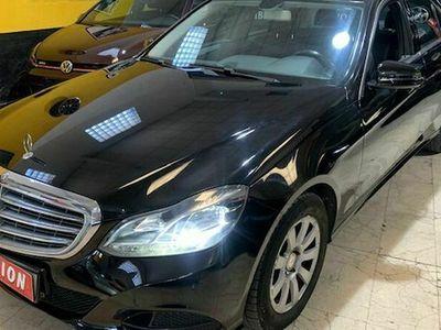 usado Mercedes E200 Clase EBlueTEC