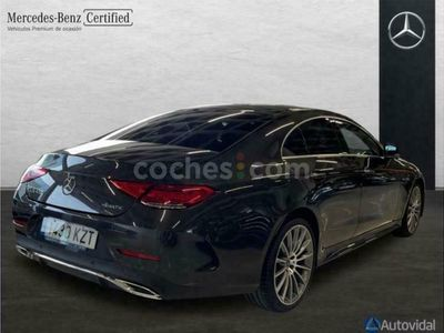 usado Mercedes CLS450 Clase ClsEq Boost 4matic Aut. 367 cv en Illes Balears